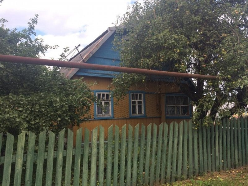 продам дом в крестах, общая площадь 60.0 квадратных метров, бревно, состояние обычно...