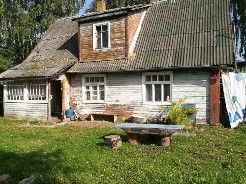 продам дом на тихой зеленой улочке г. печоры, ул. песочная, 16. двухэтажный, площадь ...