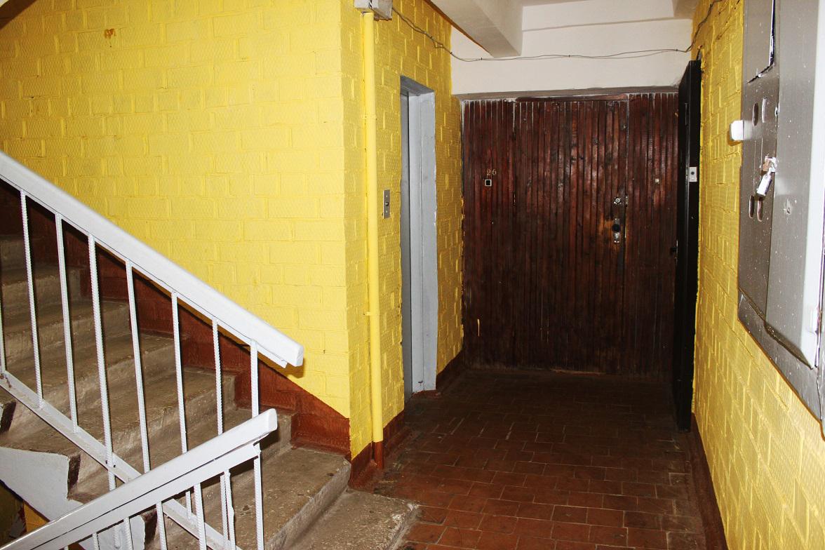 Однокомнатная квартира - ул.Кузбасской дивизии, д. 30
