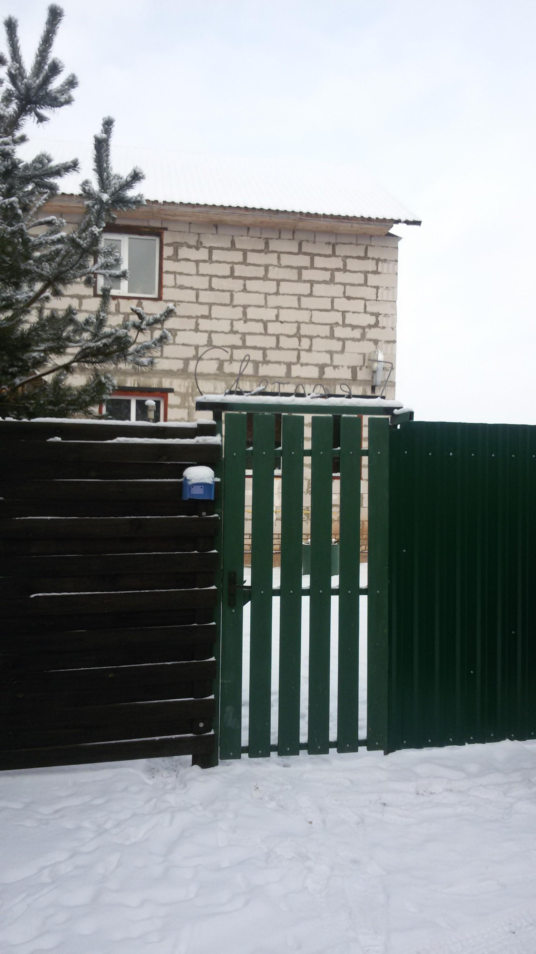 Двухэтажный дом в Неелово-1, ул.Светлая 7