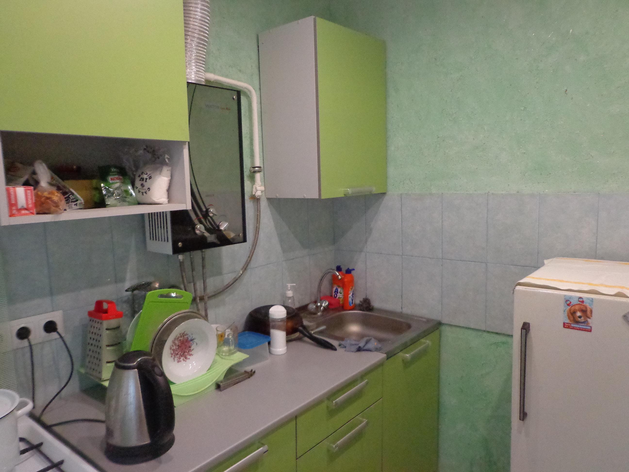 Однокомнатная квартира - ул. Бастионная, д. 25