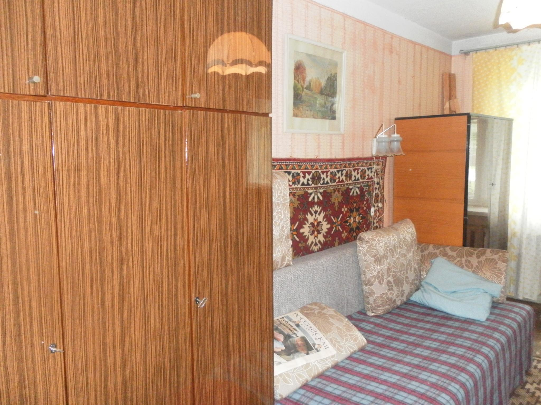 Двухкомнатная квартира - Н.Васильева, д. 75