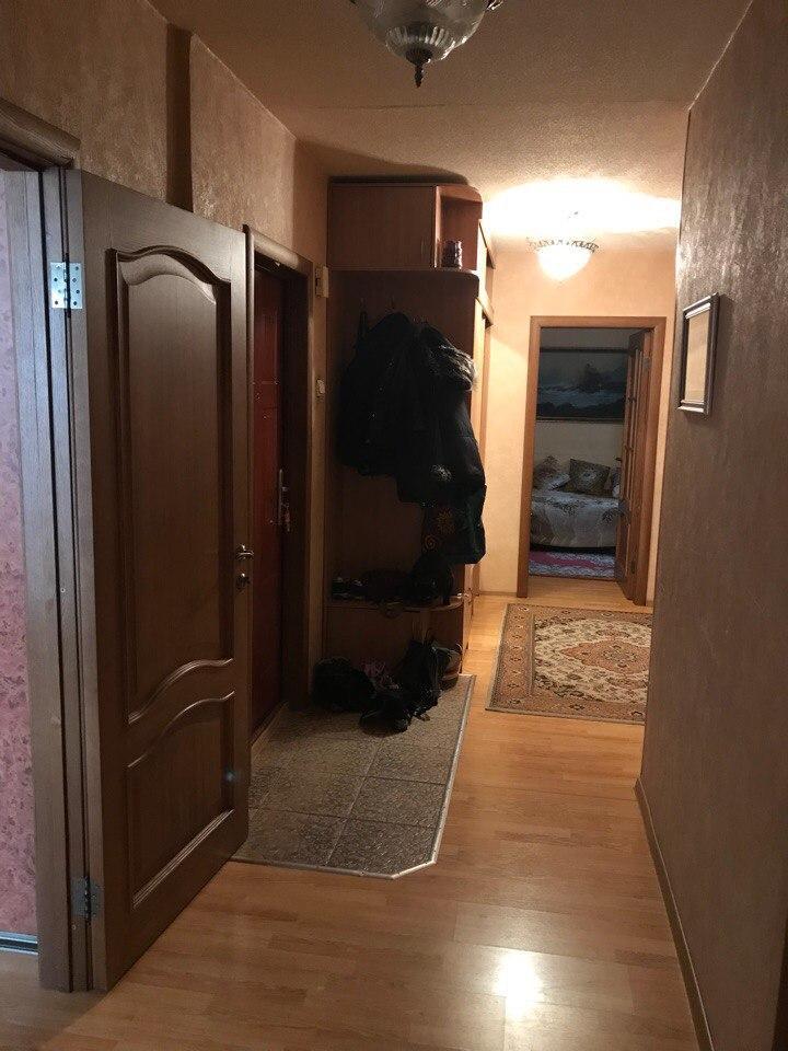 Четырехкомнатная квартира - ул. Рокоссовского, д. 6