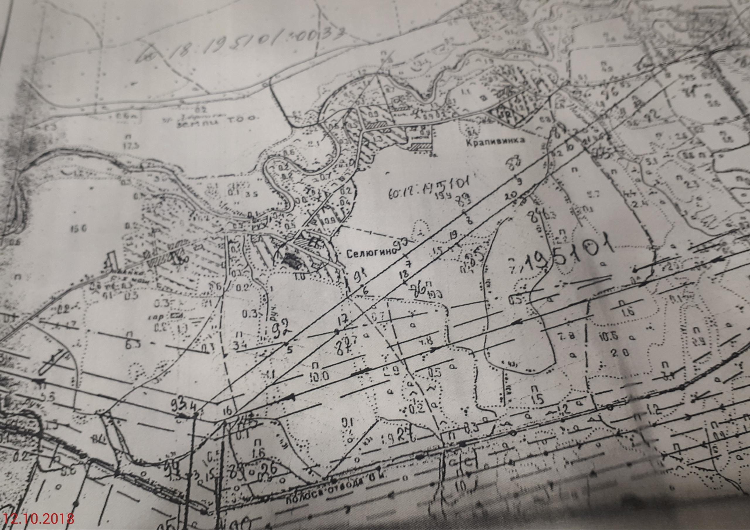 Земельный участок 15 соток в д. Селюгино
