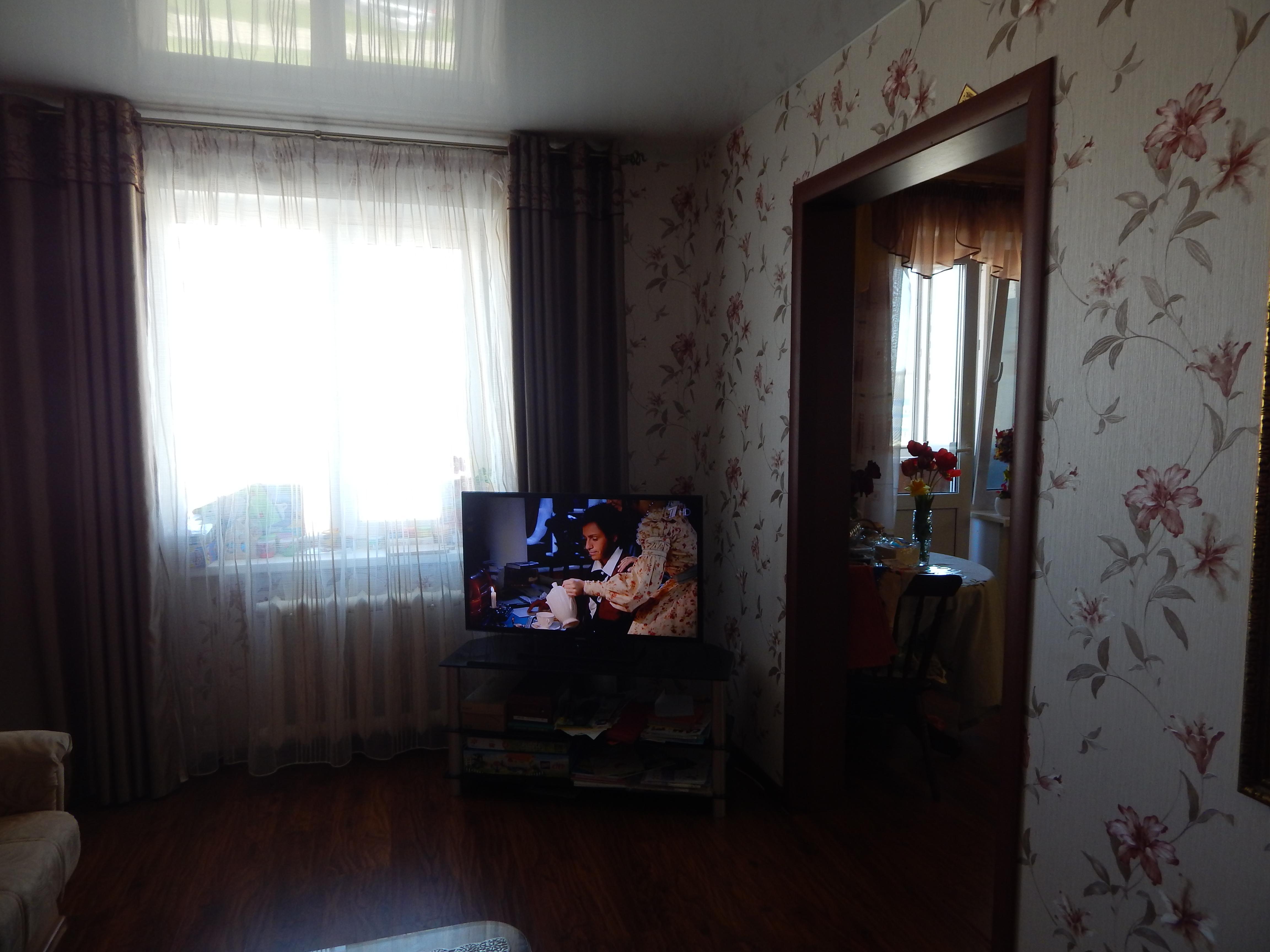 Трехкомнатная квартира - ул. Коммунальная, д. 70