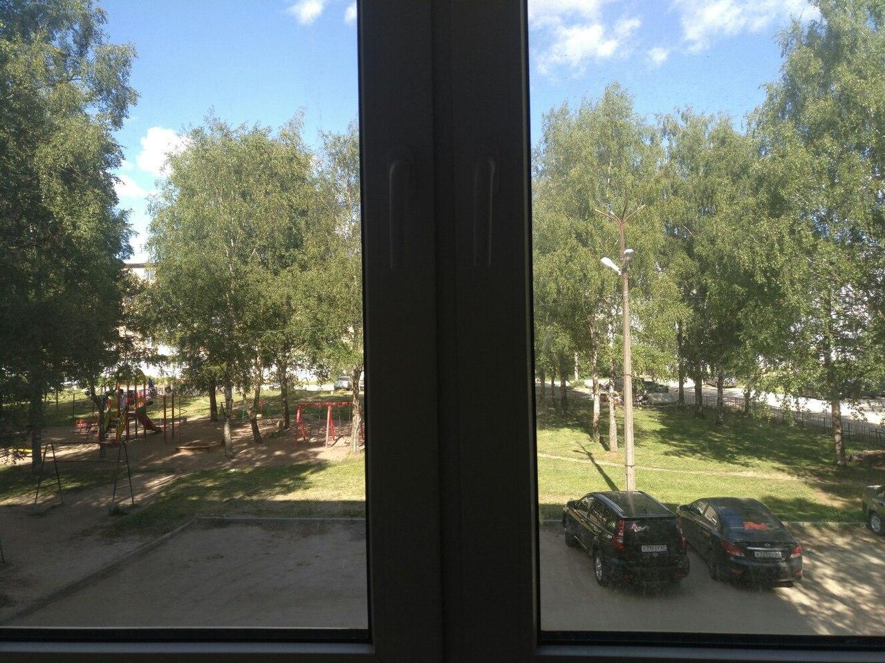 Двухкомнатная квартира - д. Родина, ул. Школьная, д. 1