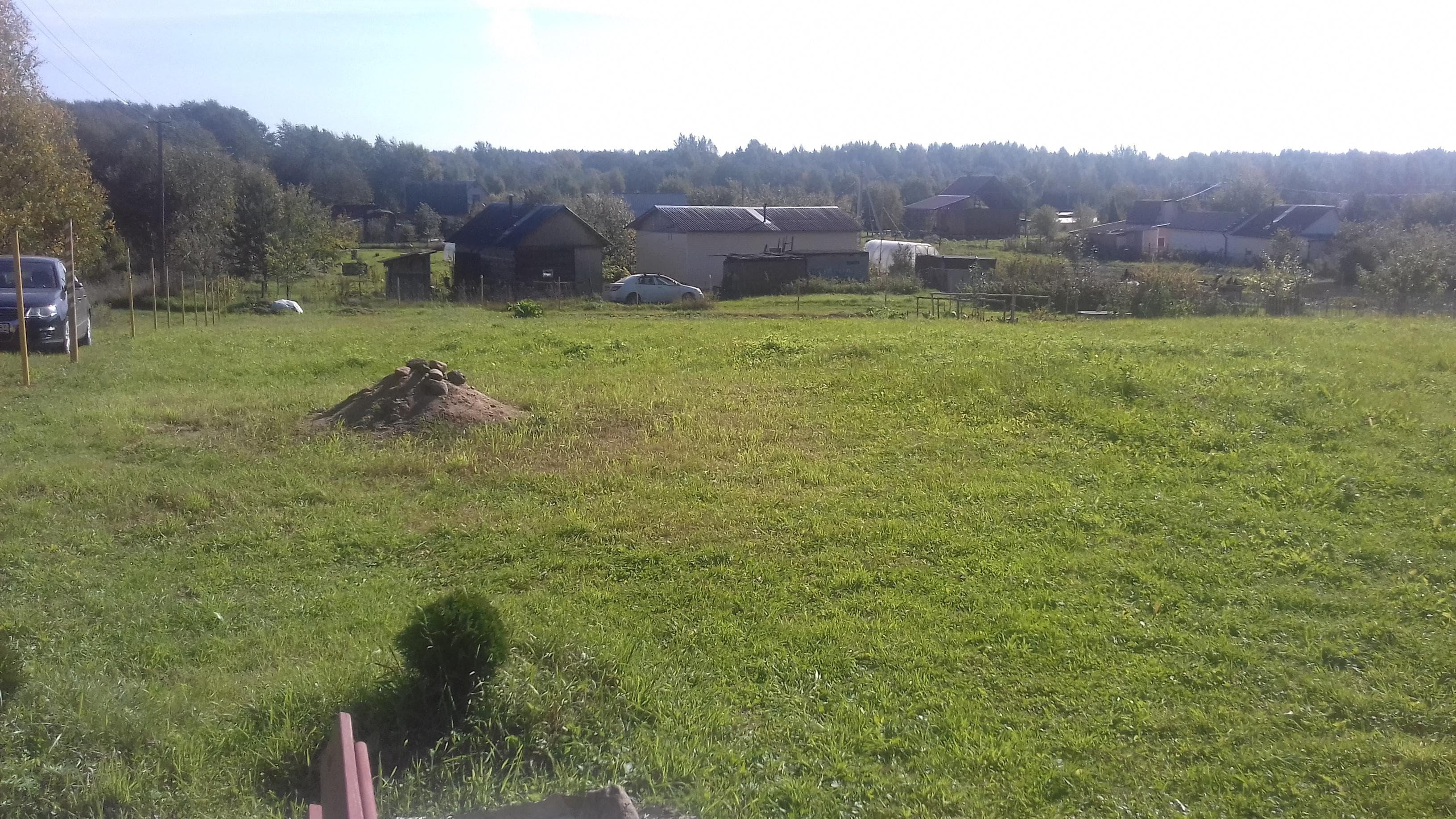 Земельный участок 17 соток д. Паничьи Горки