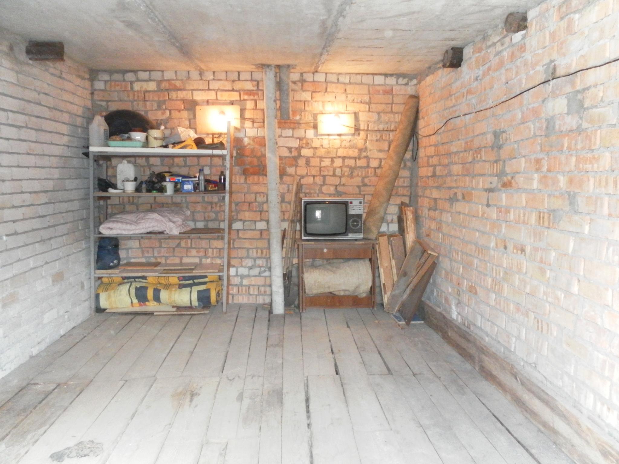 Гараж 19,1 кв.м. КИГ-3