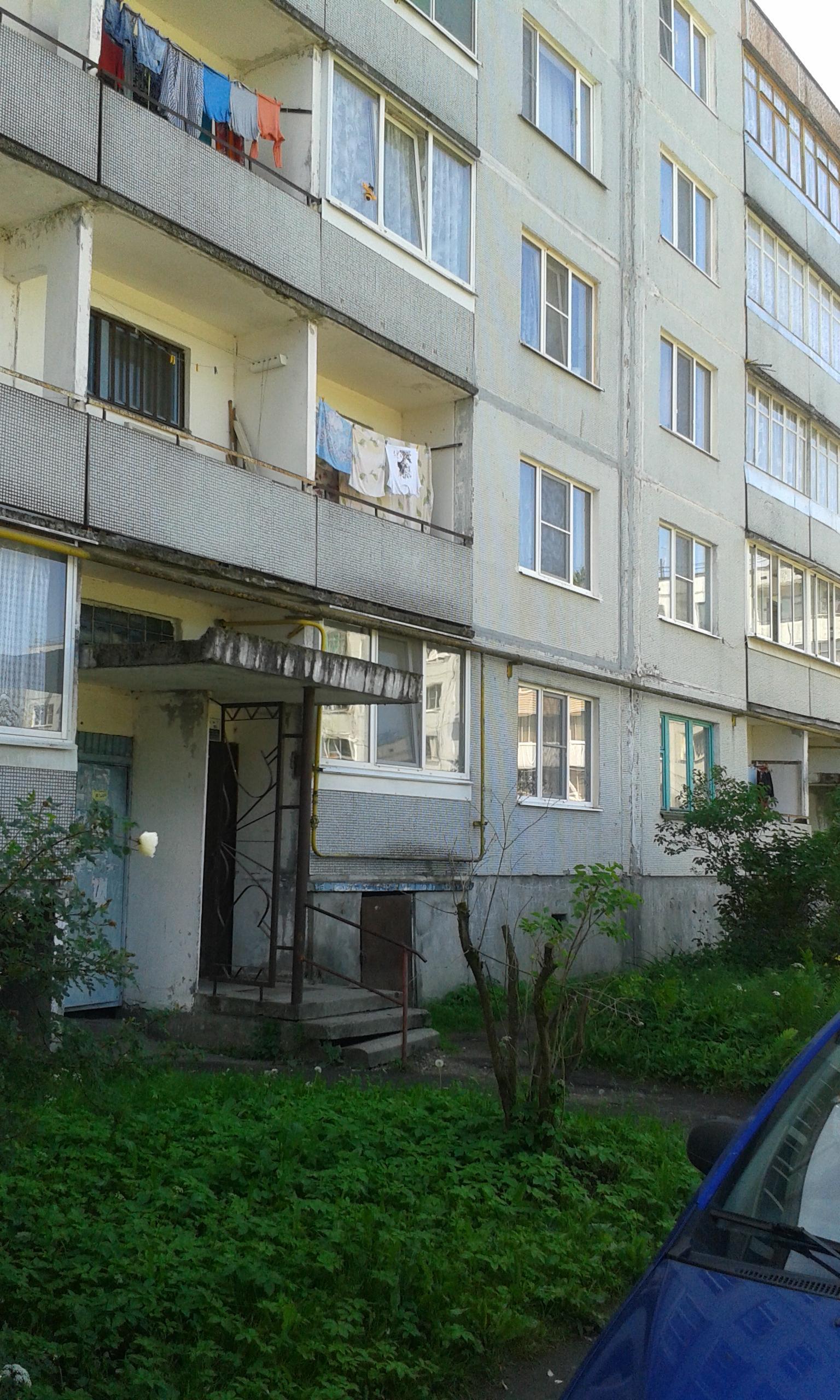 Комната 8 кв.м. в д. Соловьи