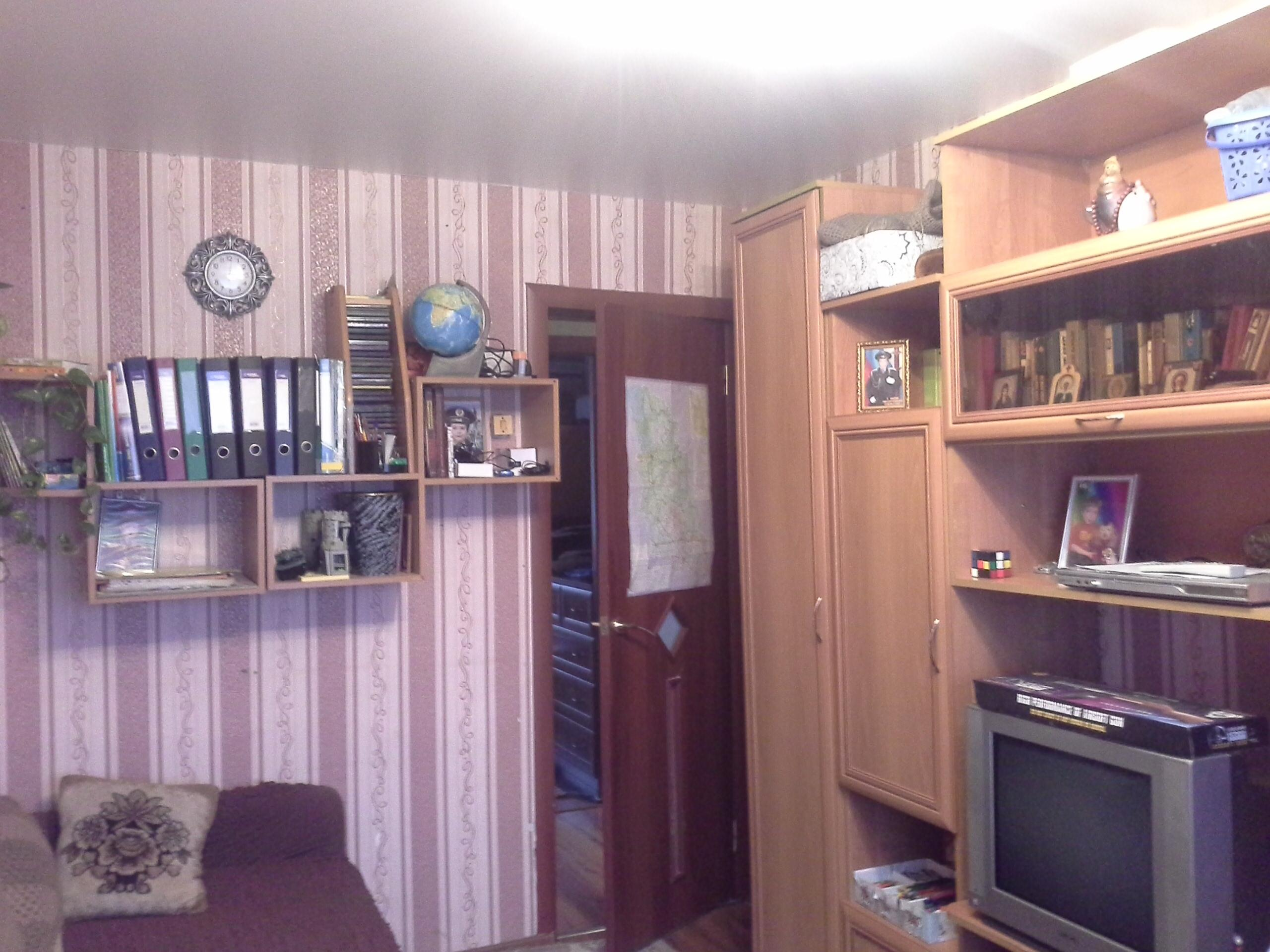 Двухкомнатная квартира - ул. Боровая, 19