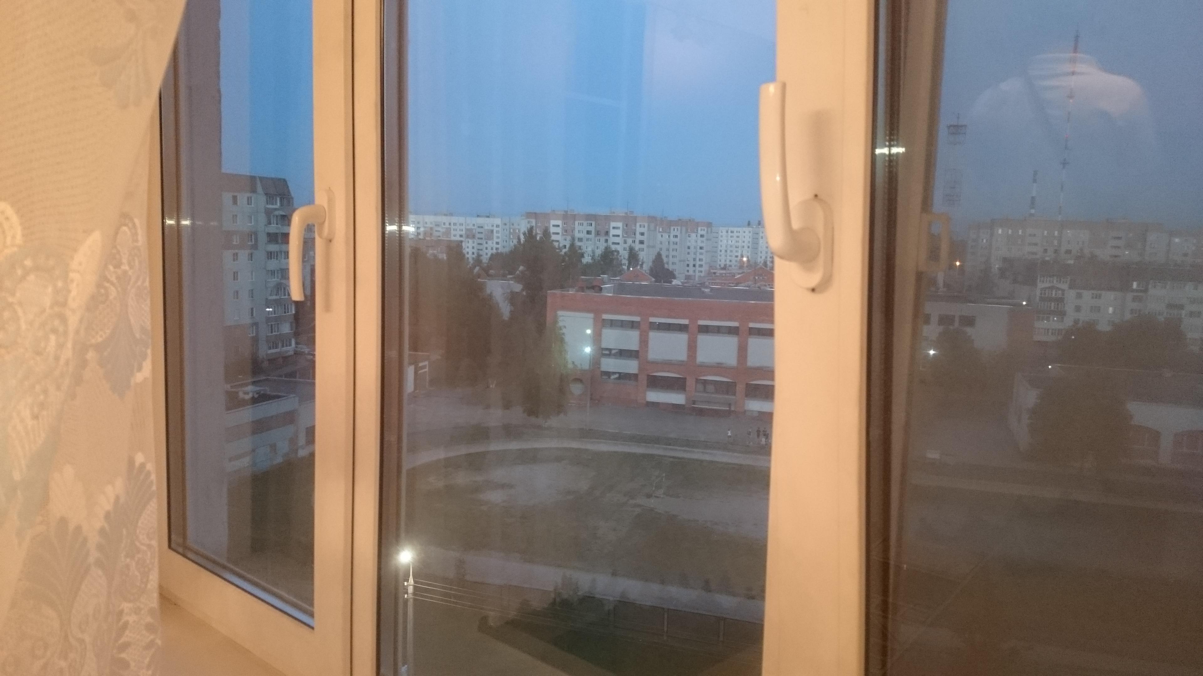 Однокомнатная квартира - ул. Байкова, д. 9