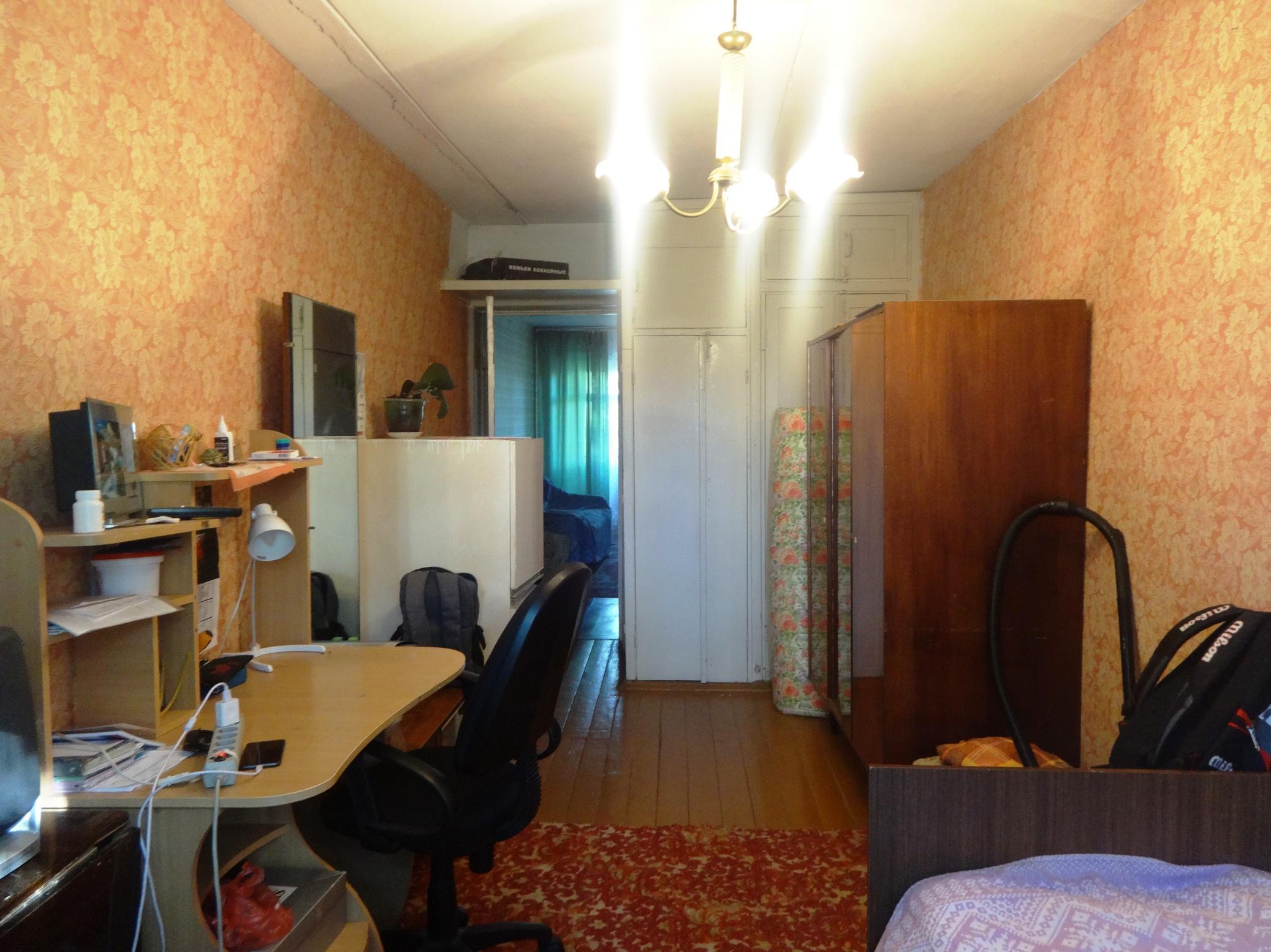 Трехкомнатная квартира - Рижский пр, д. 46