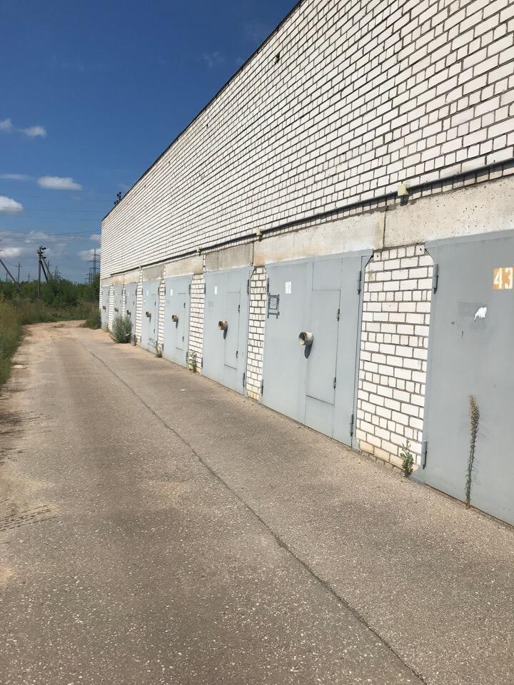 Продам гараж 31м2