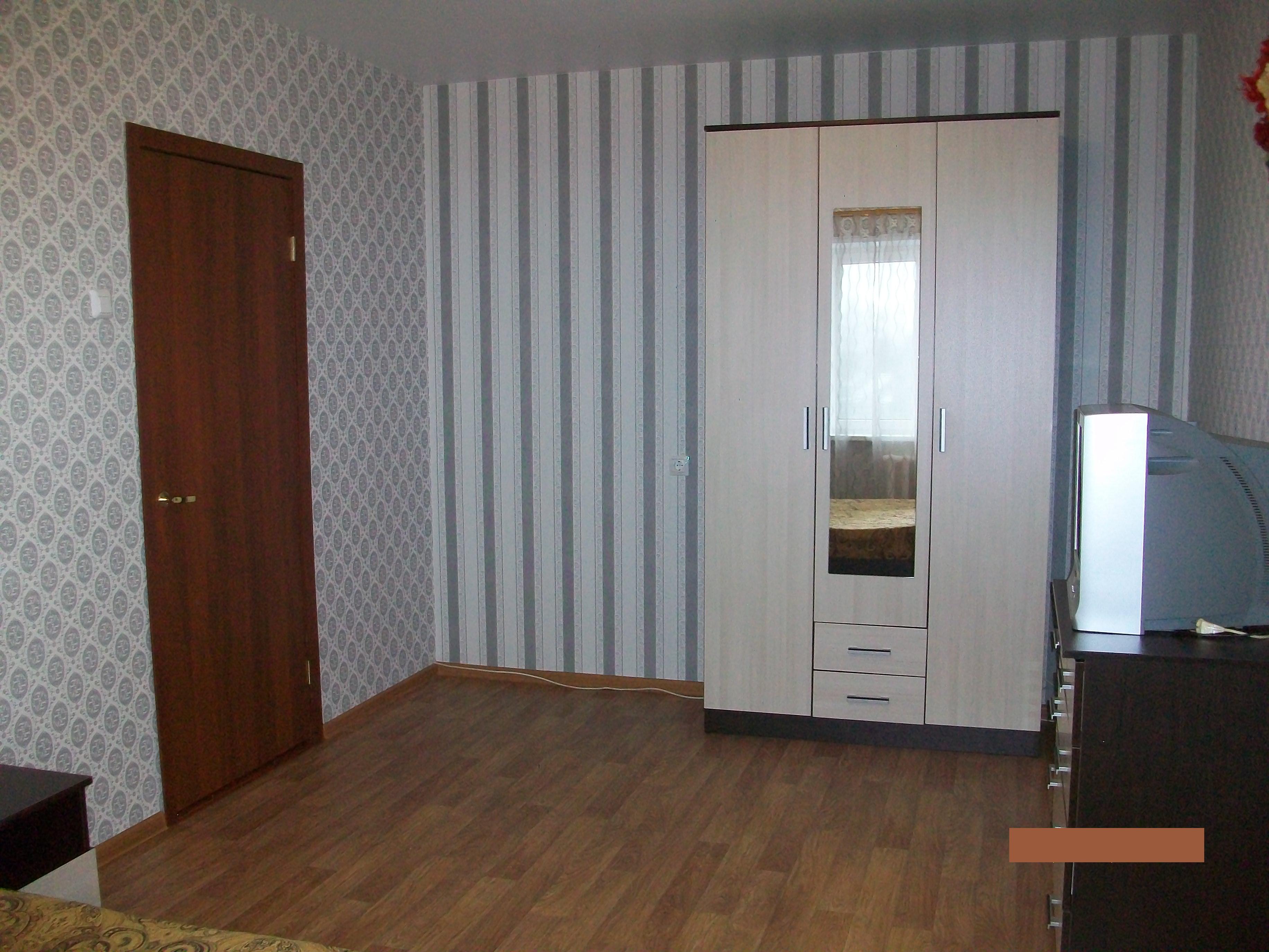 Однокомнатная квартира - ул. Петрова, д. 2