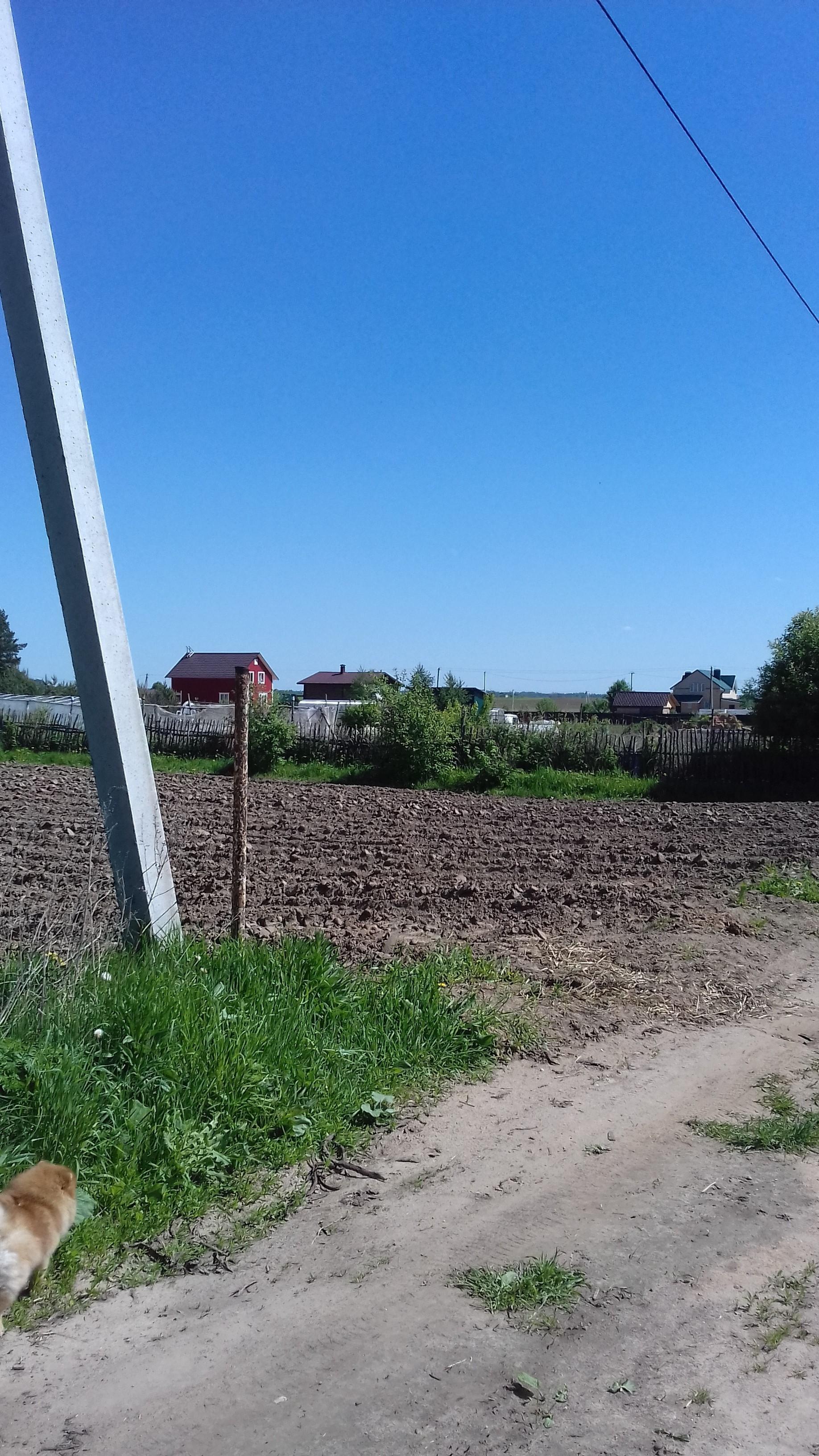Земельный участок 20 соток в д. Загорицы
