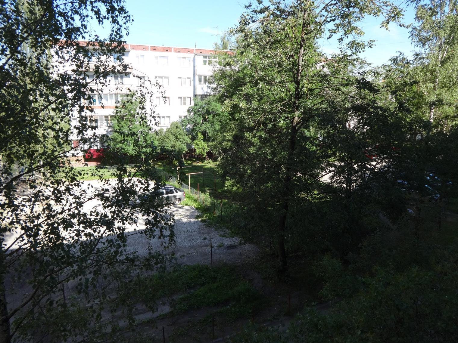 2/3 доли в двухкомнатной квартире - ул. Красноармейская, д. 22Б
