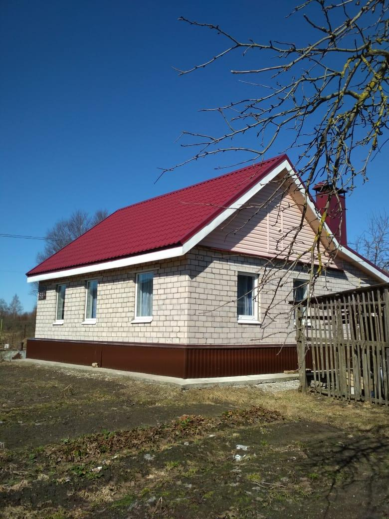 Дом 71 кв.м - ул. Фрунзе, 58А