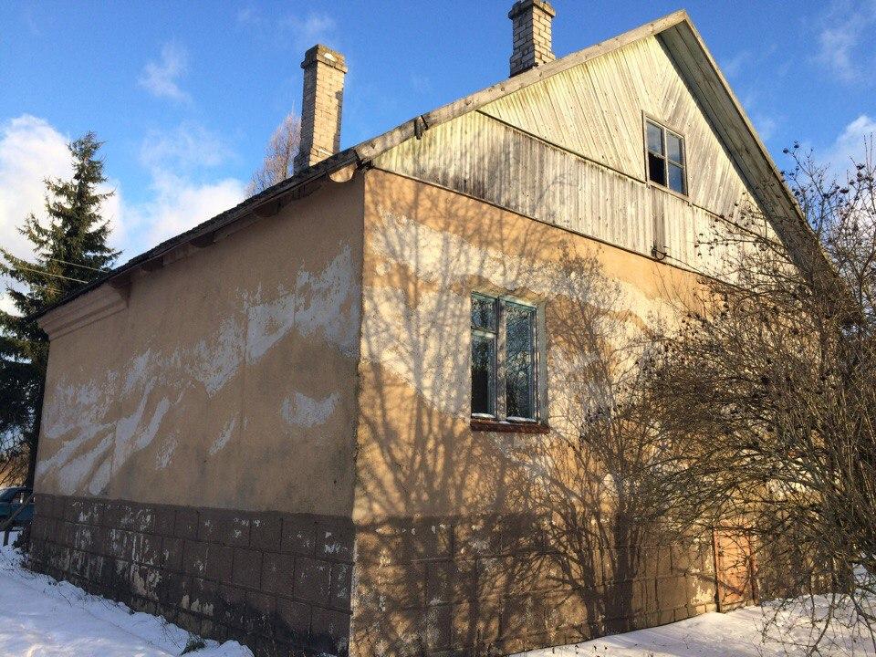 Дом 71 кв.м в д. Кахново Островского района