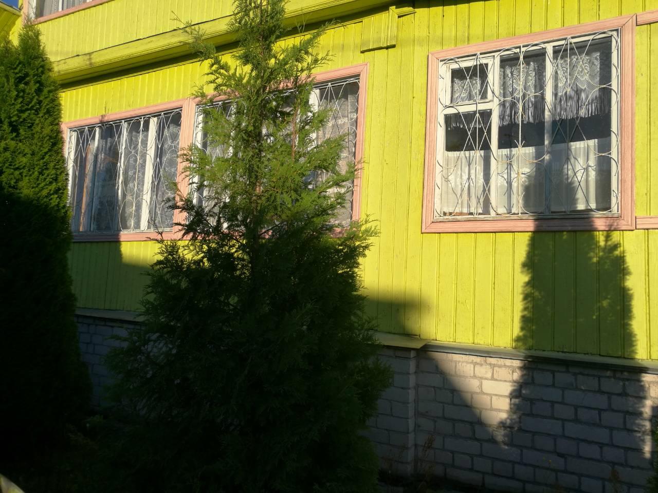 Дом 76 кв.м на берегу р. Череха (д. Хвоенка)