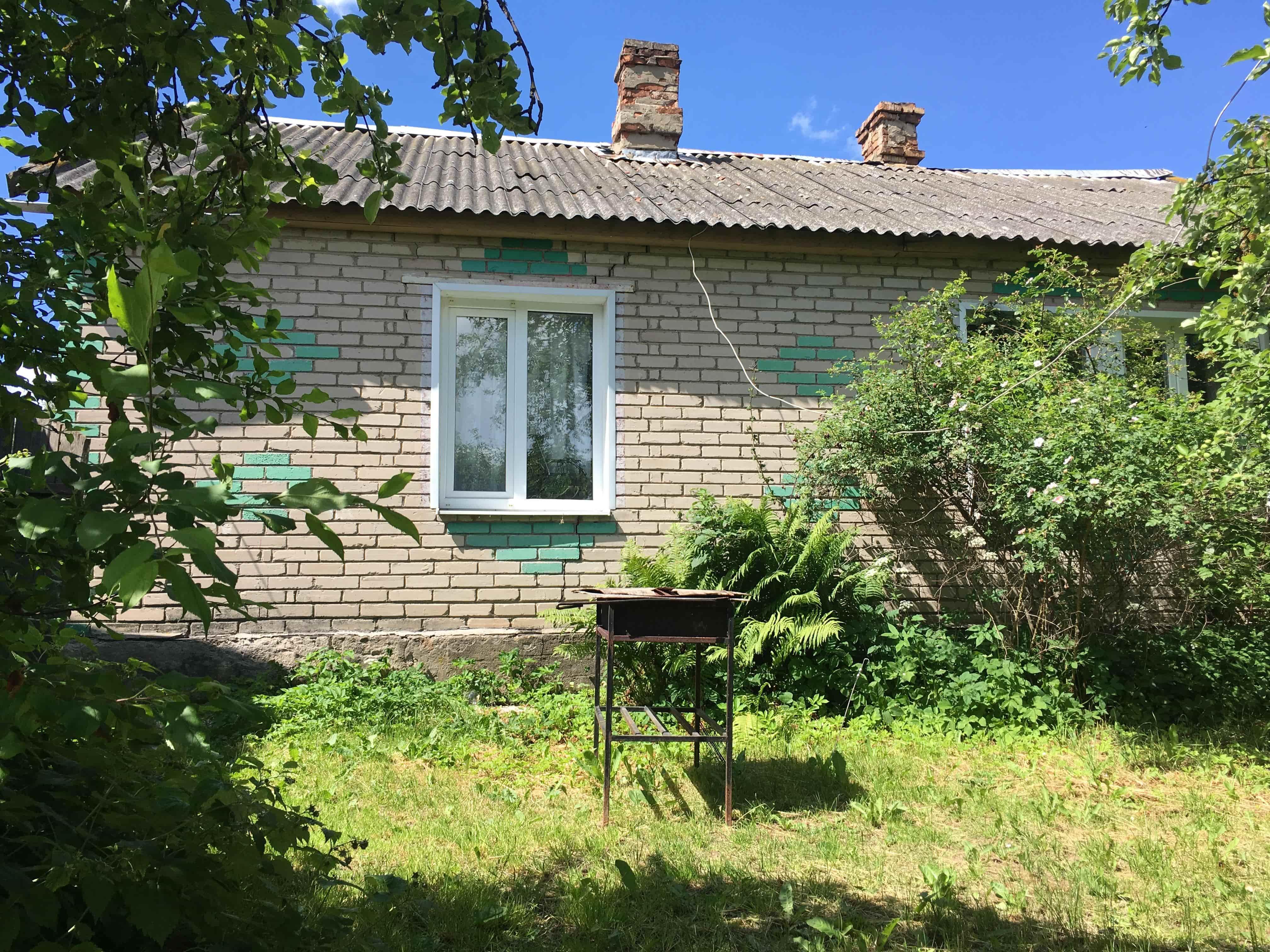 Дом 54 кв.м в п. Палкино