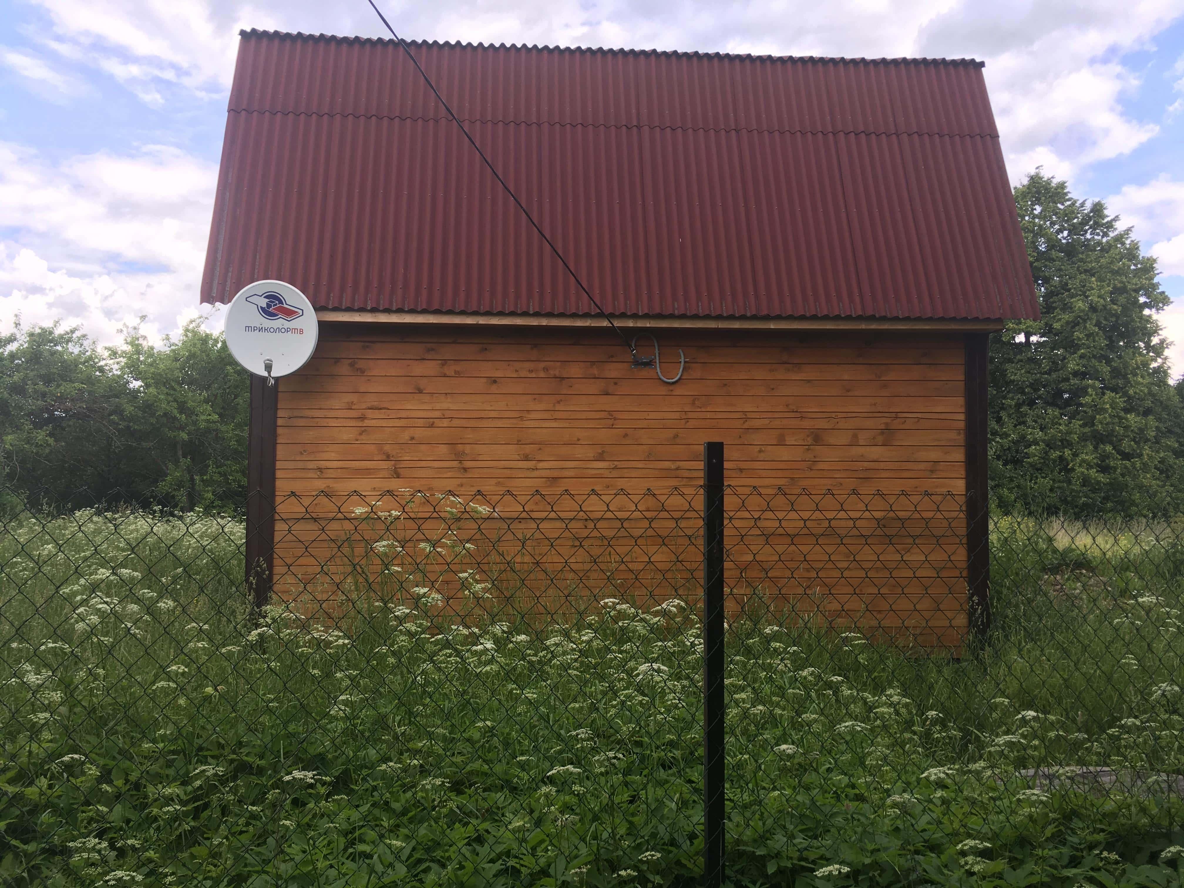 Дом 60 кв.м в д. Ерилово Палкинского района