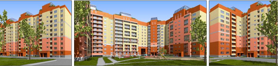 Двухкомнатная квартира - ул.Инженерная, д. 110, кв. 180