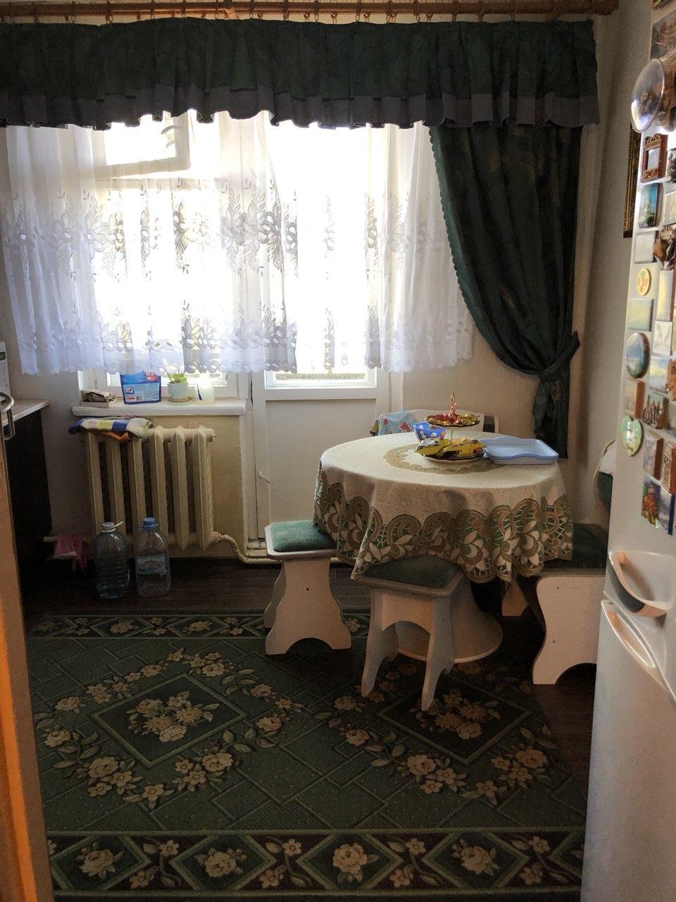 Четырехкомнатная квартира - ул. Печорская, д. 1А