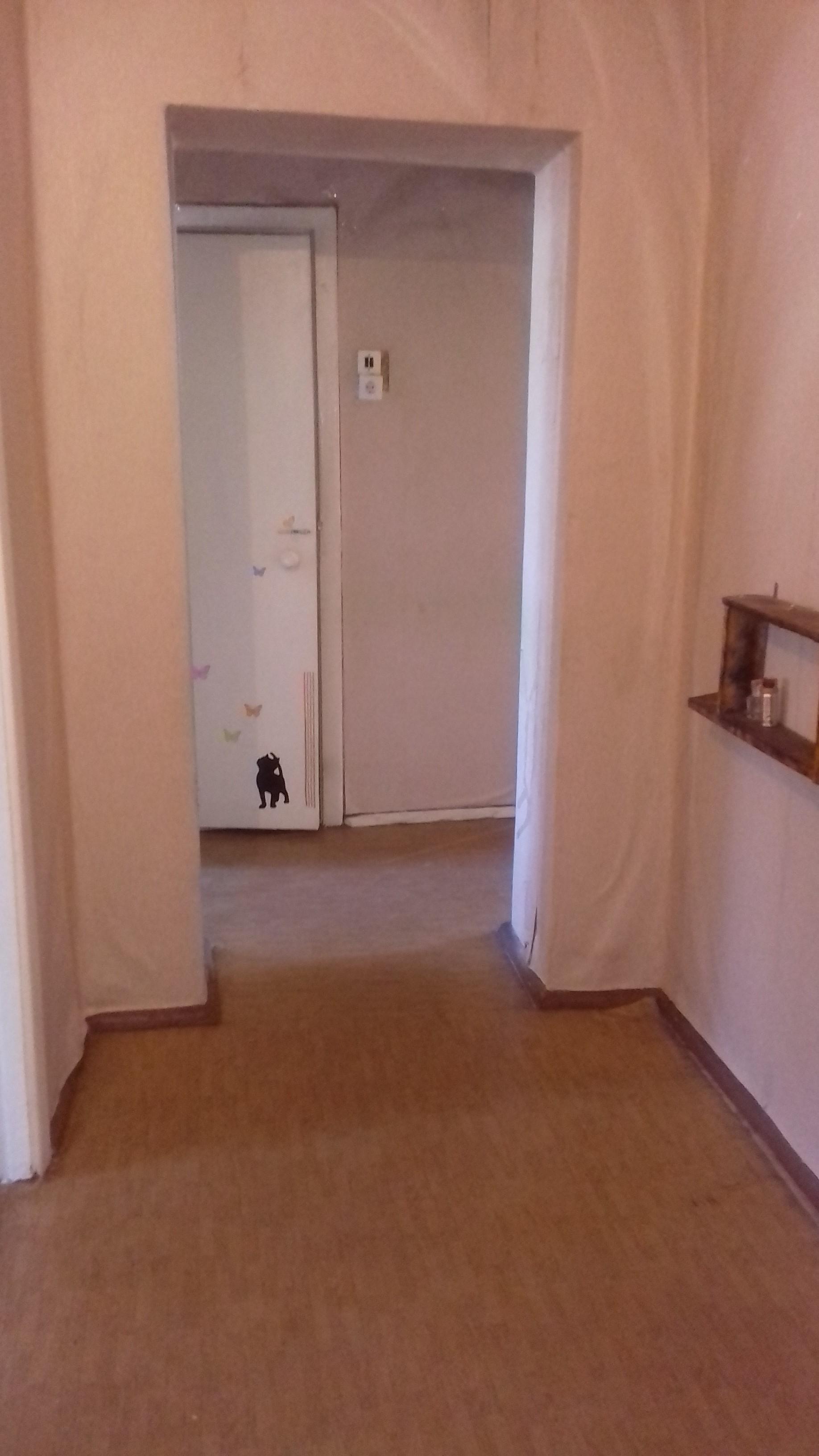 Двухкомнатная квартира - пер. Машиниста, д. 9