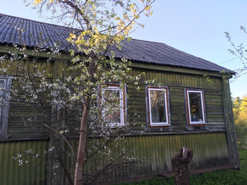 Дом 51 кв.м в д. Карамышево Псковского района