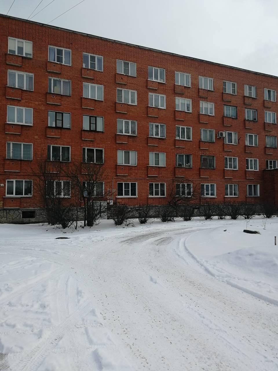 Комната 18 кв.м - Инженерная, д. 9А
