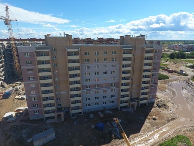 Двухкомнатная квартира -  ул Балтийская, д. 16, кв. 46
