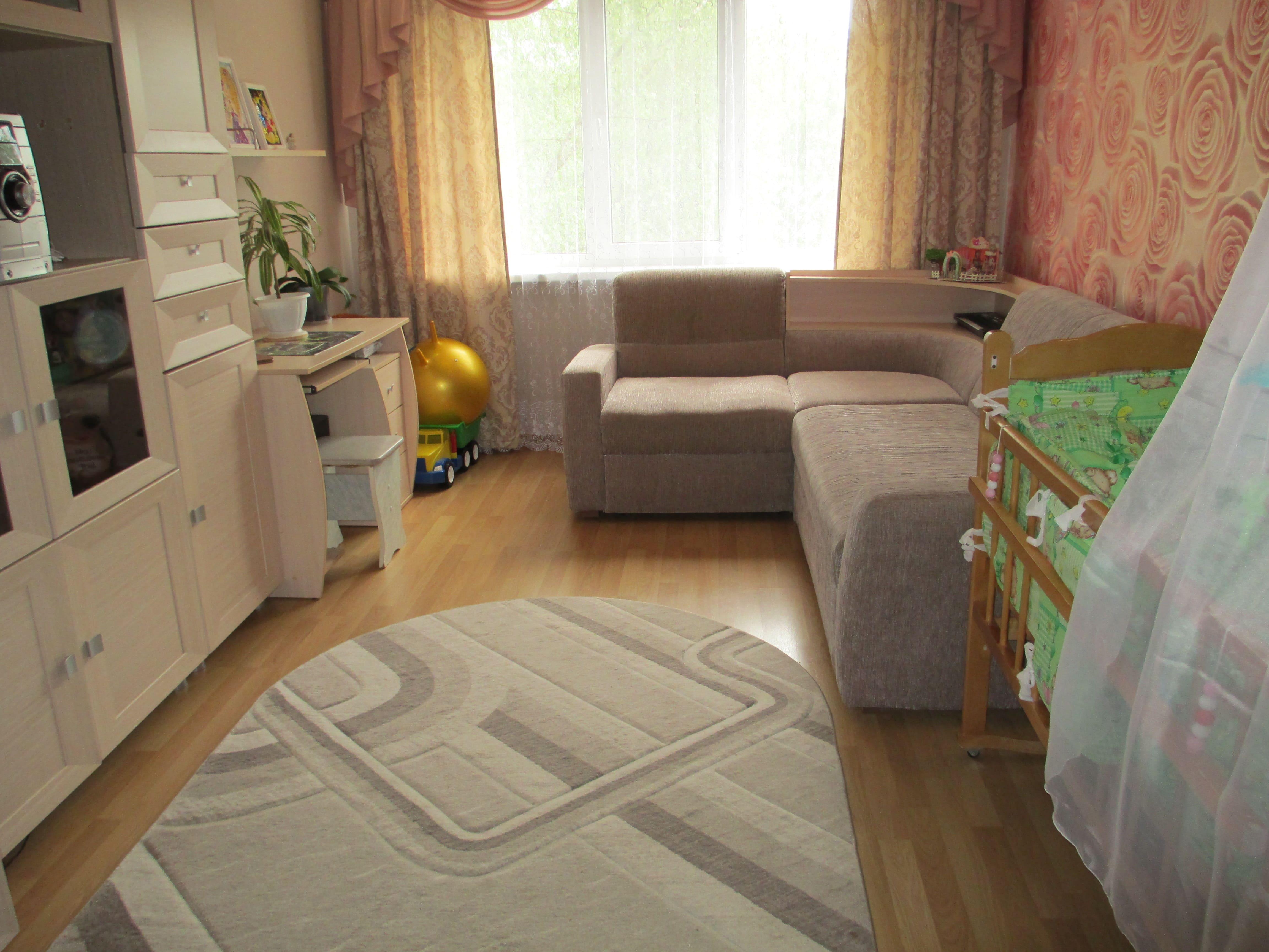 Двухкомнатная квартира - ул. Народная, д. 57