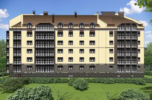 Четырехкомнатная квартира - ул. Завеличенская, д. 6, кв. 20,26